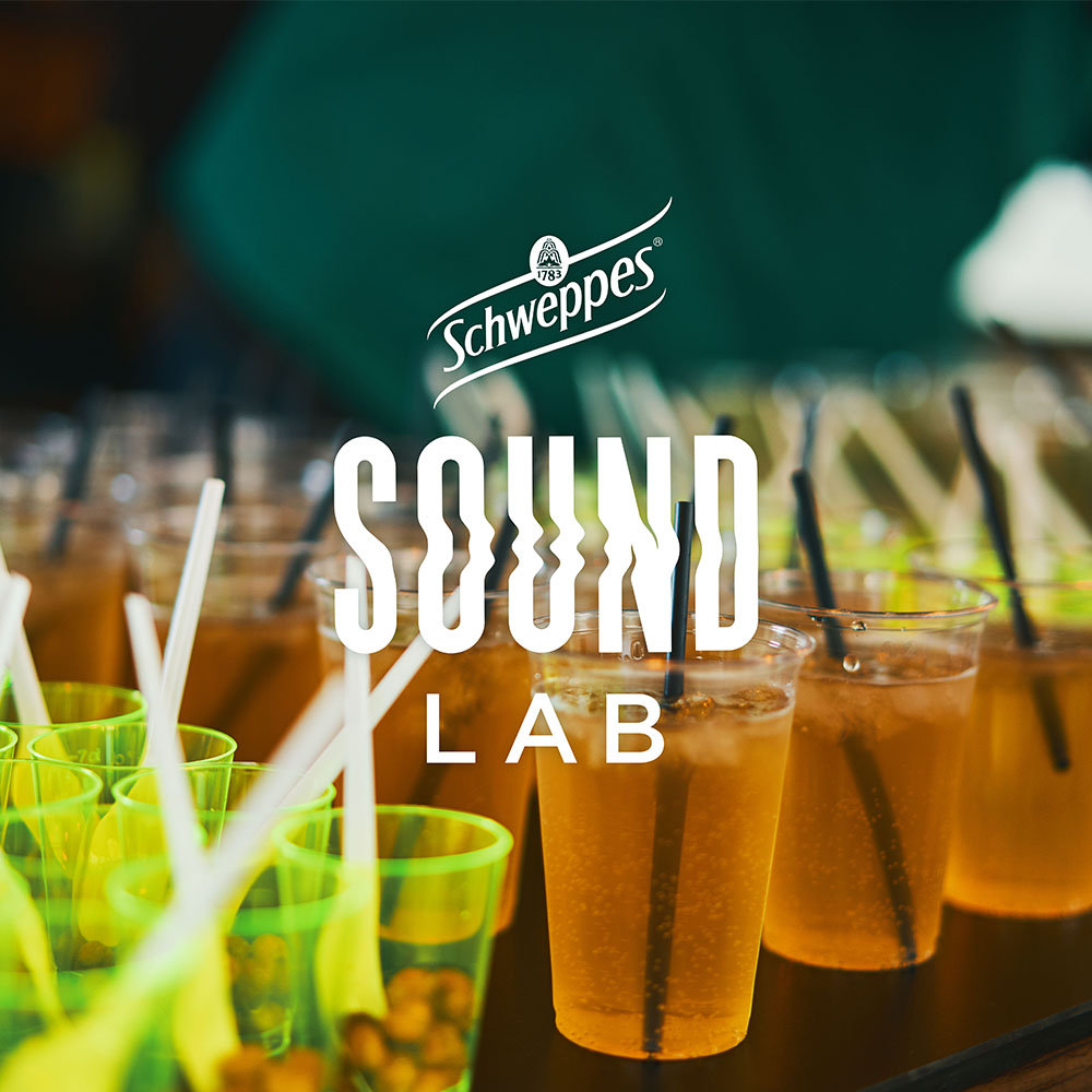 Schweppes Soundlab